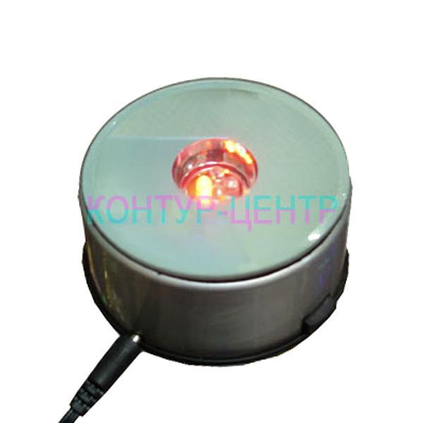 Зеркальный подиум с подсветкой на светодиодах